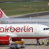 Air Berlin will einen schnellen Verkauf