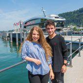 Für zwei Start-Stipendiaten ging es in die weite Welt