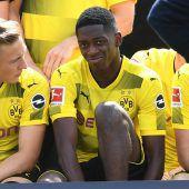 Dembélé fehlt und wird vom Klub suspendiert