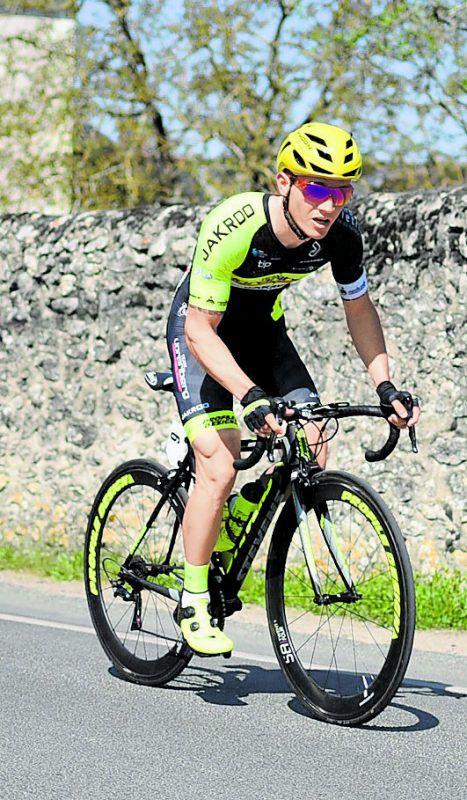 Patrick Jäger war in Portugal in der Spitzengruppe.haumesser