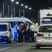 Terrorermittlungen in Brüssel und London