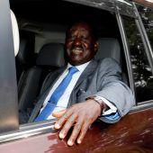 Kenias Polizei weist eigene Gewalt zurück