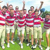 Rankweiler Golfer steigen in die erste Bundesliga auf