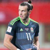 Gareth Bale im Kader für das WM-Quali-Duell