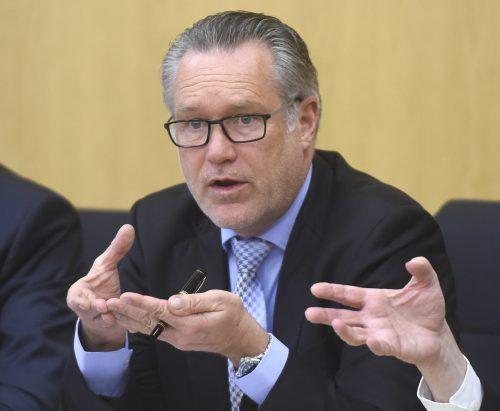 Richterpräsident Zinkl sieht keinen Änderungsbedarf.Foto:APA