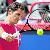 Roger Federer flirtet mit Platz eins