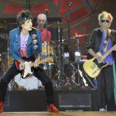 Rolling-Stones-Gitarrist hatte Lungenkrebs