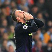 Meilenstein für Everton-Star Wayne Rooney