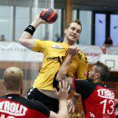 Klare Siege für Vorarlbergs Handballteams