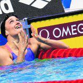 Belmonte mit Weltrekorde auf 400-m-Lagen