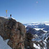 Zugspitze: Permafrost schmilzt weiter