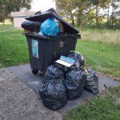 Der Asfinag stinkt der Mülltourismus