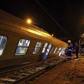 28 Verletzte bei Zugunglück