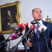 Volkspartei beruft Sicherheitsrat ein