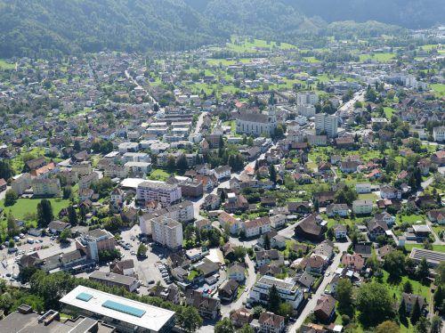 Stadtteil Hatlerdorf: Der Bereich rund um die Hatler Kirche soll teilweise neu gestaltet werden.Foto: STD