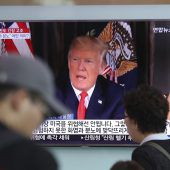 Trump treibt Eskalation mit Nordkorea voran