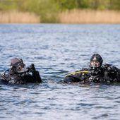 Taucher stirbt bei Unfall im Bodensee