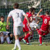 Fußball, Vorarlbergs Ligen im Überblick – Vorarlbergliga bis 5. Landesklasse (2. Spieltag)