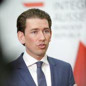 ÖVP-Chef Kurz will höhere Strafen bei Gewaltdelikten
