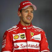 Vettels Zukunft leuchtet rot: Ferrari-Vertrag bis 2020