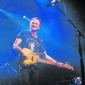 Sting gastiert beim Open Air in Rankweil