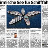 Schweizer fühlen sich am See benachteiligt