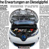 Verteufelung des Dieselmotors
