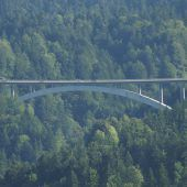 Neue Sperrzeiten der Lingenauer Brücke
