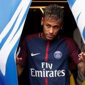 Neymar sucht die noch größere Herausforderung
