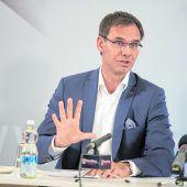 """<p class=""""caption"""">Wallner fordert umgehend Verhandlungen. Foto:VN/Hartinger</p>"""