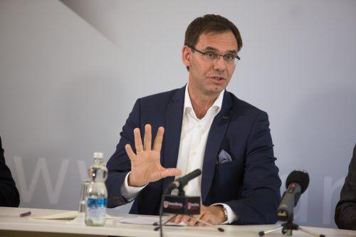 Wallner fordert umgehend Verhandlungen. Foto:VN/Hartinger