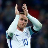 Rooney beendet Team-Karriere