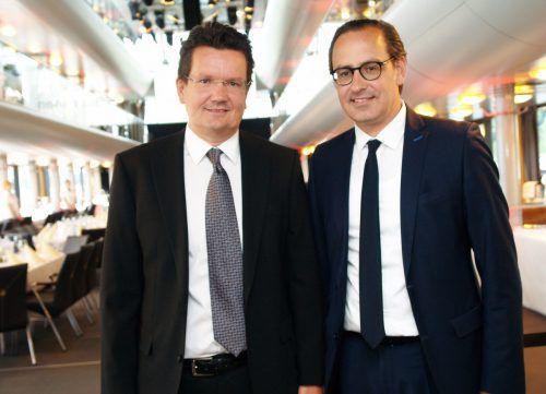 Wird Aufsichtsratschef der Montafonerbahn: Grahammer. Foto: VN