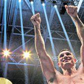 Klitschko sagt dem Boxen ade