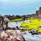Der Thingvellir-Nationalpark