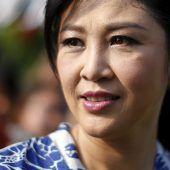 Yingluck hat sich abgesetzt