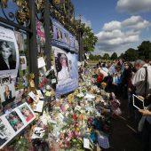 Stilles Gedenken am 20. Todestag von Diana