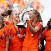 Erster EM-Titel für die Oranjes