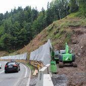 Bregenzerwald-Straße: Trasse wird verschoben