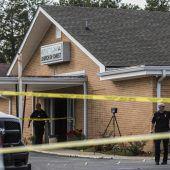 Eine Tote nach Schießerei in US-Kirche