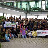 Wanderung mit kultureller Vielfalt