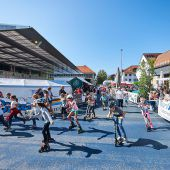 Stundenlauf in Lustenau