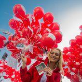 1000 rote Luftballons