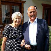 Diamantene Hochzeit von Erika und Walter Hetzenauer