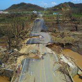 Dramatische Lage in Puerto Rico