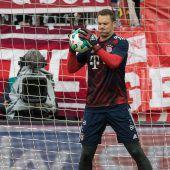 Langer Ausfall von Neuerschockt den FC Bayern