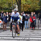 In 78 Tagen mit dem Fahrrad um die Welt