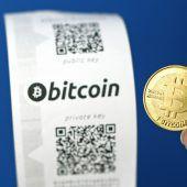 Betrüger haben es auf Bitcoin-Ladebons abgesehen