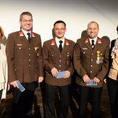 Stadt Dornbirn dankt Ehrenamtlichen