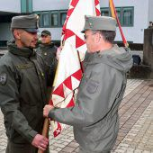 Neuer Kommandant beim Jägerbataillon 23 in Bludesch